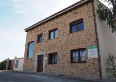 Apartamentos Rurales fachada 600x450 1