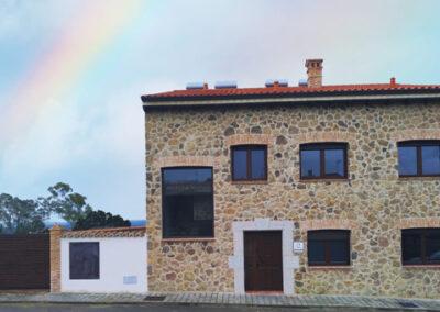 Apartamentos Rurales Fachada edificio600x400